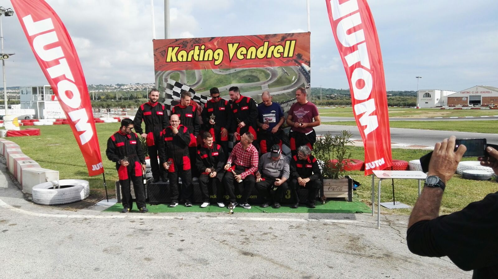 Evento Motul en Karting Vendrell