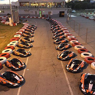 Nueva Flota Karts - Karting Vendrell