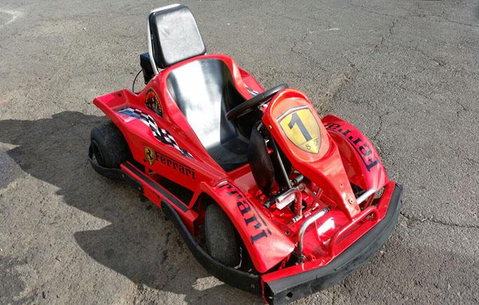 Alquiler Kart Infantil - Karting Vendrell en Tarragona, Barcelona, Catalunya