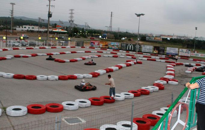 Circuito Infantil Karts Karting Vendrell