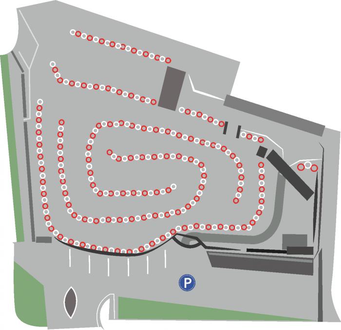 Circuito Infantil Karts - Karting Vendrell