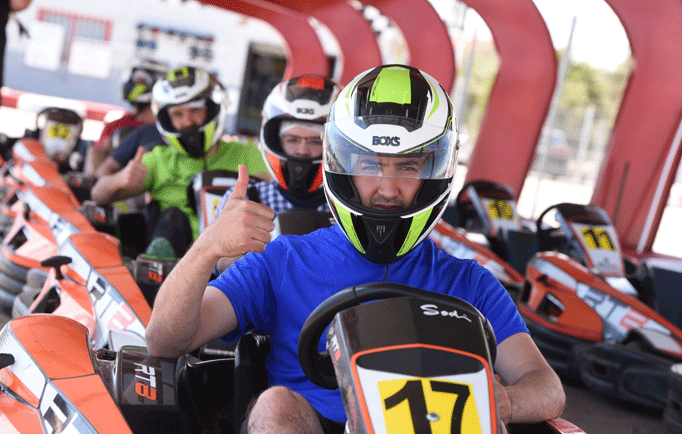 Escuela de Pilotos Karting Vendrell