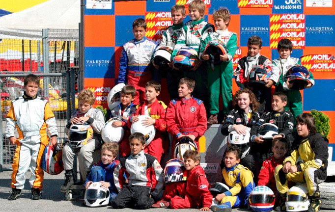 Escuela de Pilotos - Karting Vendrell