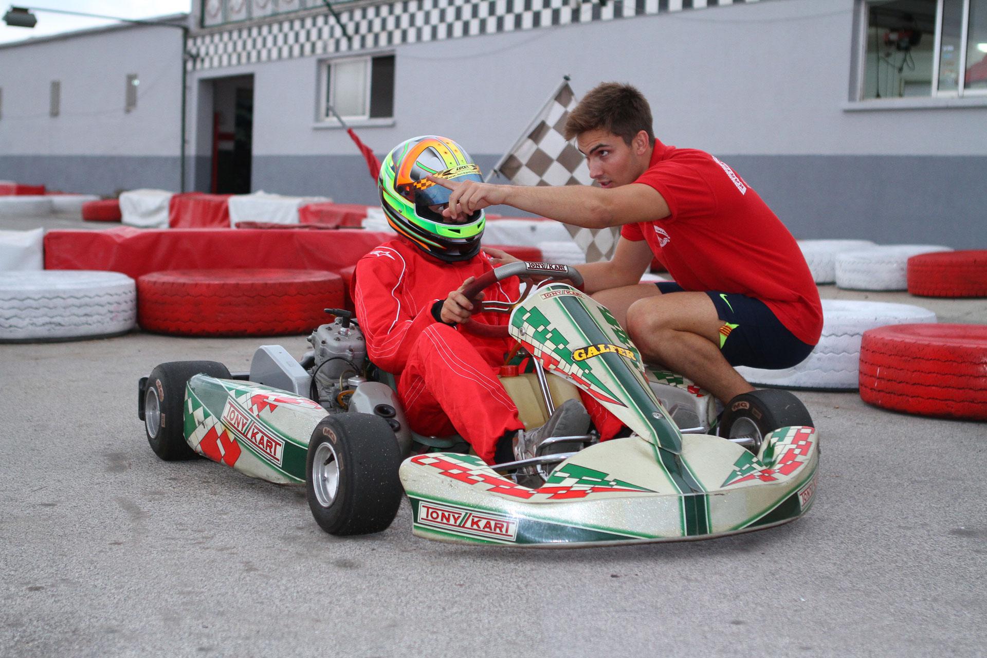 Karting Vendrell -Escuela de Pilotos de Karts