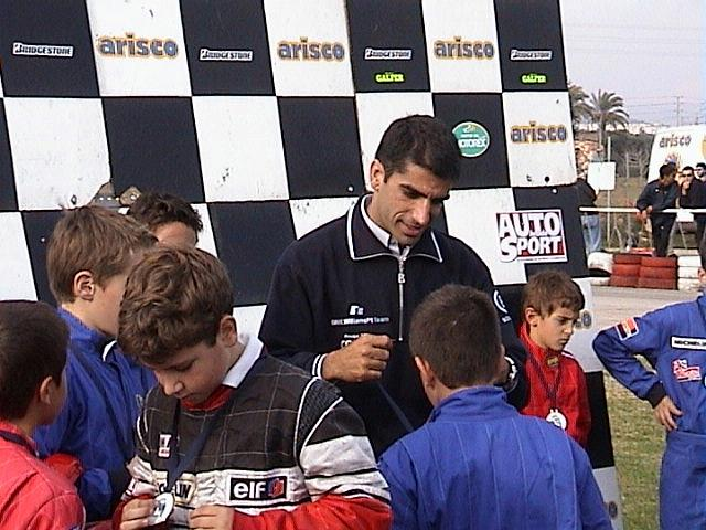 Marc Gene - Karting Vendrell