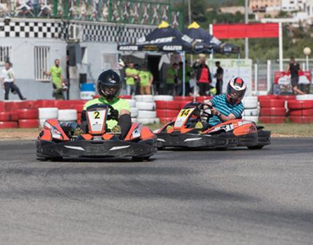 Super Gran Premio de Karts en Karting Vendrell
