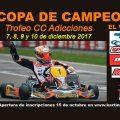 XVII Copa de Campeones - Karting Vendrell, Tarragona, Barcelona, Catalunya