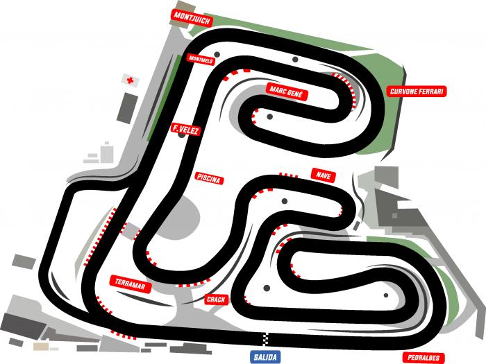 circuito de karts en catalunya