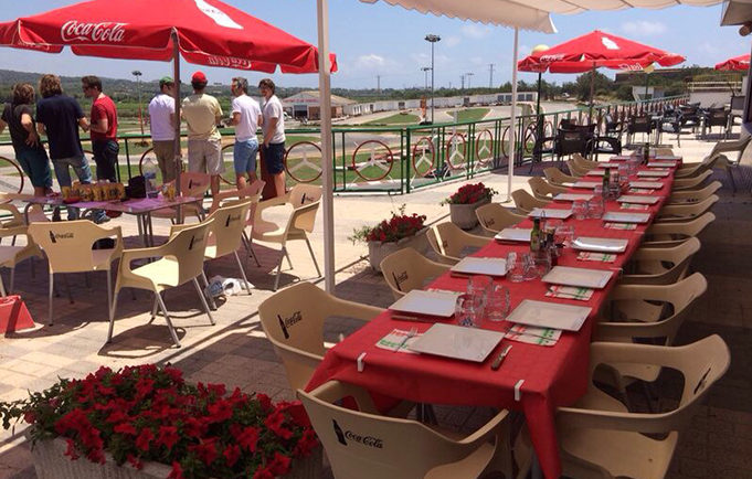 Katering y Bar - Karting Vendrell